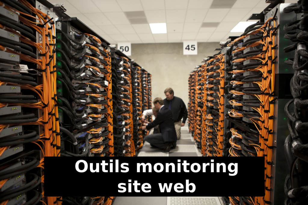 monitoring site web